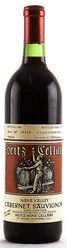 1986 Heitz Cabernet Bella Oaks Vineyard