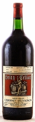 1986 Heitz Cabernet Martha's Vineyard