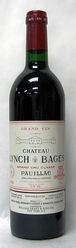 1986 Lynch Bages