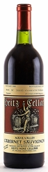1988 Heitz Cabernet Bella Oaks Vineyard