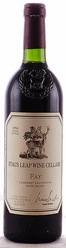 1994 Stag's Leap Wine Cellars Cabernet Fay Vineyard