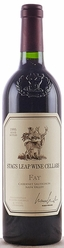 1995 Stag's Leap Wine Cellars Cabernet Fay Vineyard