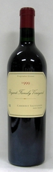 1999 Bryant Family Vineyard Cabernet