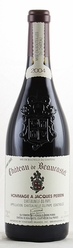 2004 Chateau Beaucastel Chateauneuf du Pape Hommage A Jacques Perrin