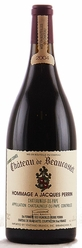 2004 Chateau Beaucastel Chateauneuf du Pape Hommage A Jacques Perrin [Magnum]