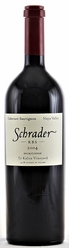 2004 Schrader Cellars Cabernet RBS To Kalon Vineyard