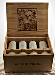 2006-2009 Screaming Eagle Second Flight [8 bottles - owc]