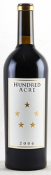 2006 Hundred Acre Cabernet Kayli Morgan