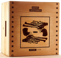 2006 Sine Qua Non Eleven Confessions Vineyard Shot in the Dark/In the Crosshairs [6 bottles - owc]