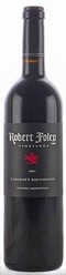 2007 Robert Foley Vineyards Cabernet Howell Mountain