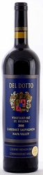 2008 Del Dotto Cabernet Vineyard 887 F15 North Colbert French Oak
