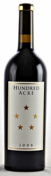 2008 Hundred Acre Cabernet Kayli Morgan