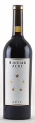 2010 Hundred Acre Cabernet Kayli Morgan