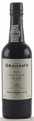2011 Graham Vintage Port [Half Bottle]