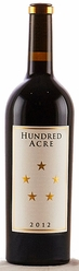2012 Hundred Acre Cabernet Kayli Morgan