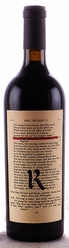 2012 Realm The Bard Proprietary Red Wine