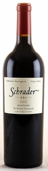 2012 Schrader Cellars Cabernet RBS To Kalon Vineyard