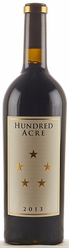 2013 Hundred Acre Cabernet Ark Vineyard