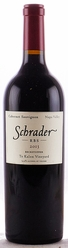 2013 Schrader Cellars Cabernet RBS To Kalon Vineyard