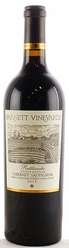 2014 Barnett Vineyards Cabernet Rattlesnake Hill Estate