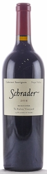 2014 Schrader Cellars Cabernet Beckstoffer To Kalon Vineyard