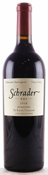 2014 Schrader Cellars Cabernet RBS To Kalon Vineyard