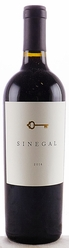 2014 Sinegal Estate Cabernet Estate
