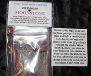 WITCH SHOP CRYSTAL HEALING KITS