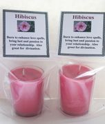 Hibiscus Soy Candle