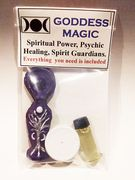 Psychic Goddess Spell Kit