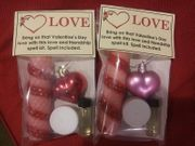 Valentines Day Love Spell Kit