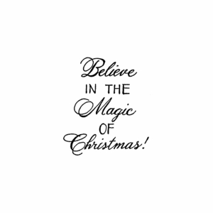 Believe In The Magic - B10515