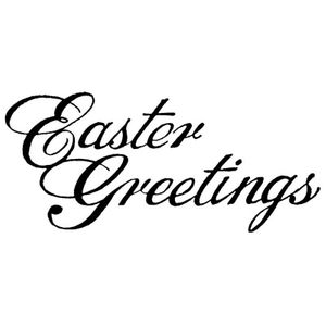 Easter Greetings - D194
