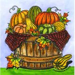 Fall Basket - MM10665
