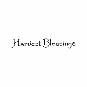 Harvest Blessings - DD10669