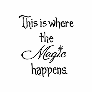 This is Where The Magic - C10642