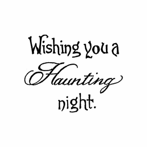 Wishing You A Haunting - CC10639