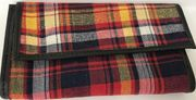 """Castleford Pipe Tobacco Pouch - 6"""" Roll-up Plaid"""
