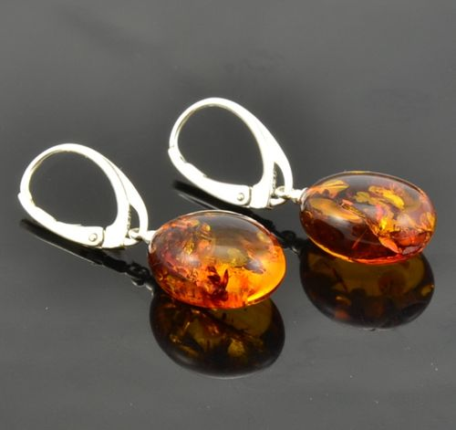 Amber Earrings - SOLD OUT