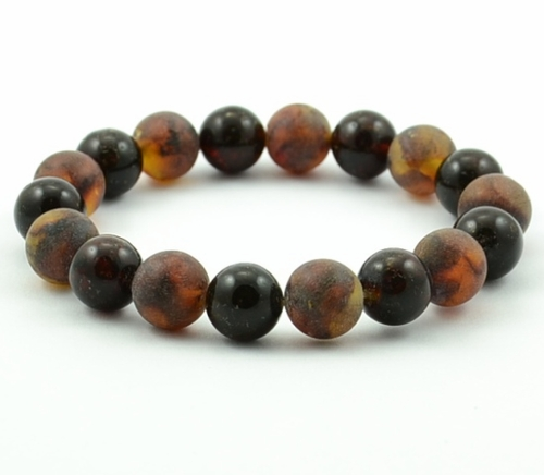 Amber Healing Bracelet with Baltic Amber