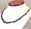 Rainbow Amber Necklace with Baltic Amber