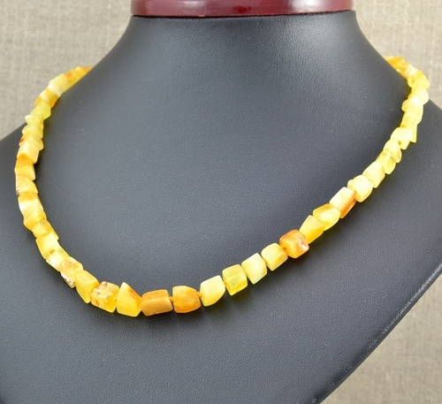 Beautiful Amber Healing Necklace - SOLD OUT