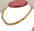 Amber Necklace Made of Healing Free Form Amber