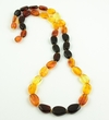 Amber Necklace with Baltic Amber