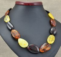 Amazing Amber Necklace a Gift From Nature