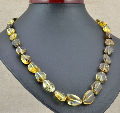 Amber Necklace - SOLD OUT