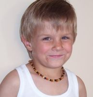 Children's Baltic Amber Necklaces and Bracelets