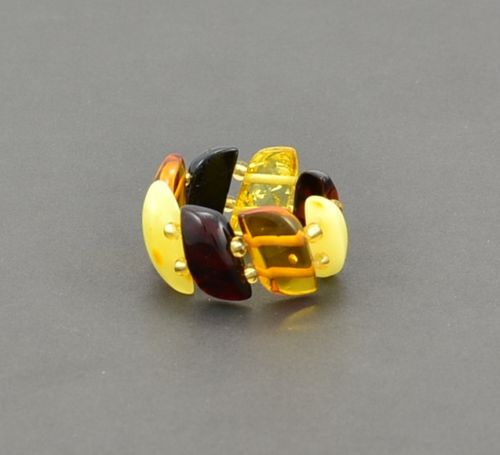 Baltic Amber Ring - SOLD OUT
