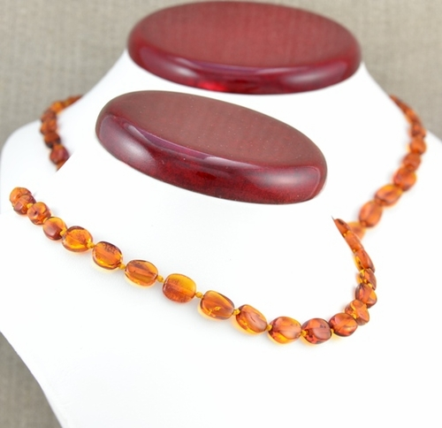 Amber Teething Necklaces for Baby and Mom - SOLD OUT
