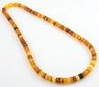 Stylish children's amber healing necklace - SOLD OUT